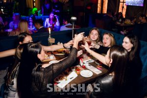 SHUSHAS Party 105