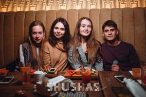SHUSHAS Party 424