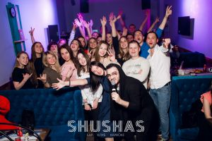 SHUSHAS Party 87