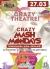 ПОНЕДЕЛЬНИК: Crazy Theatre в Shishas Sferum Bar и Shishas Karaoke Bar на Новом Арбате! Crazy-Mash Mondays - понедельник - день... ВЕСЕЛЫЙ!