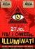 СУББОТА: Halloween. ILLUMINATI в Shishas Sferum Bar и Shishas Karaoke Bar! Погрузись в таинство самого закрытого в мире общества!
