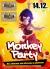 ПЯТНИЦА: Monkey Party в Shishas Sferum Bar и Shishas Karaoke Bar! Мы зависаем, как обезьяны в джунглях!